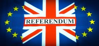 Brexit UK EU referendum royalty free stock photos