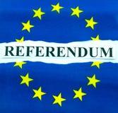 Brexit UK EU referndum royalty free stock image