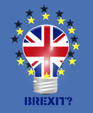 Brexit uk Royalty Free Stock Images
