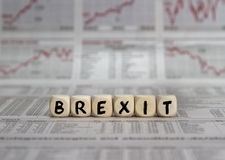BREXIT Stock Image