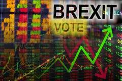 Brexit vote Stock Images