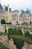 Breze castle Stock Image