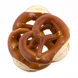 Brezel Royalty Free Stock Photo