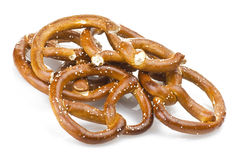 Brezel Stock Photo