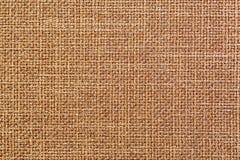 Brezentowej tekstury bezszwowy tło obrazy stock