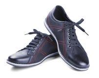 Brezentowi buty Obraz Royalty Free