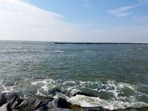 Brezza dell'oceano Fotografia Stock