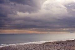 Brezza della spiaggia Fotografia Stock Libera da Diritti