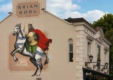 Brian Boru pub. Dublin. Ireland. The Brian Boru pub in Glasnevin. Dublin. Ireland Stock Photo