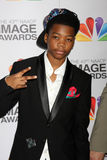 Brian Bradley, AKA Astro arrives at the 43rd NAACP Image Awards Stock Photo