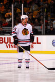 Brian Campbell Chicago Blackhawks. Chicago Blackhawks defenseman Brian Campbell #51 stock photography