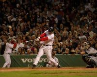 Brian Daubach, Boston Red Sox Στοκ φωτογραφία με δικαίωμα ελεύθερης χρήσης