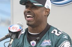 Brian Dawkins Stock Photo