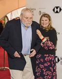 Brian Dennehy and Mare Winningham at the 2018 Tribeca Film Festival Royalty Free Stock Images