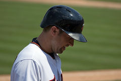 Brian Dozier of the Minnesota Twins Royalty Free Stock Photo