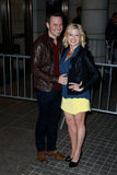 Brian Gallagher, Megan Hilty Royalty Free Stock Images