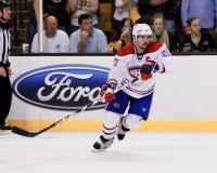 Brian Gionta Montreal Canadiens Fotos de Stock Royalty Free