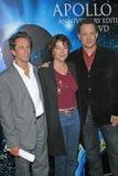 Brian Grazer, Kathleen Quinlan, Tom Hanks image stock