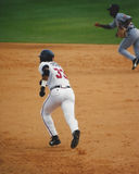 Brian Jordan, Atlanta Braves Fotos de Stock