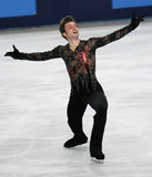 Brian JOUBERT (FRA) Stock Images