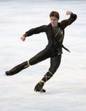 Brian JOUBERT (FRA) free skating Stock Photos
