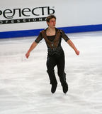 Brian Joubert (France) Royalty Free Stock Images