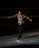 Brian Joubert (France) Stock Photography