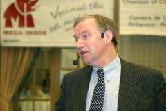 Brian Moore - Managing Director Stock Image