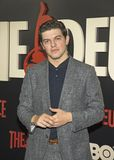 Brian Muller. Actor Brian Muller arrives for the New York premiere of HBO`s multi-part drama, `The Deuce,` The dramatic series follows the story of the Royalty Free Stock Photography