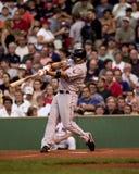 Brian Roberts, Baltimore Orioles Royalty-vrije Stock Foto's