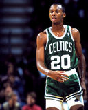 Brian Shaw, Boston Celtics Royalty Free Stock Images