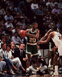 Brian Shaw, Boston Celtics Royalty Free Stock Photography