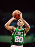 Brian Shaw former Boston Celtic Stock Images