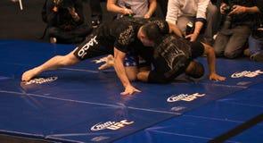 Brian Stann UFC 125 à la séance d'entraînement ouverte 12/30/2010 de MGM Photo stock
