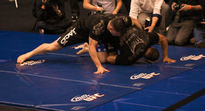 Brian Stann UFC 125 en MGM abre el entrenamiento 12/30/2010 Foto de archivo