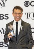Brian Stokes Mitchell Receives Special Award at 70th Tonys Stock Images