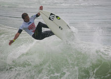 Brian Toth (PRI) in ASP World Qualifier Stock Photography