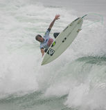 Brian Toth (PRI) in ASP World Qualifier Stock Image