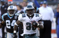 Brian Westbrook Ricky Manning  Jr Stock Images