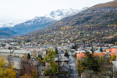 Briancon Stock Photos