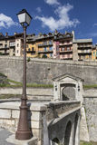 Briancon - French Alps - France Royalty Free Stock Image