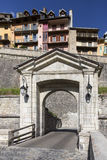 Briancon - French Alps - France Royalty Free Stock Photos