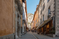 Briancon in Hautes Alpes, France Royalty Free Stock Images