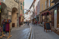 Briancon in Hautes Alpes, France Royalty Free Stock Image