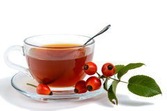 Briar tea Stock Image