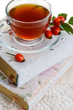 Briar tea Stock Images