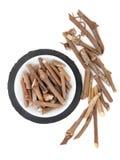 Briar Wist Herb Stock Image