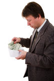 Bribe Stock Image