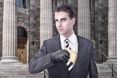 Bribery concept Royalty Free Stock Photography