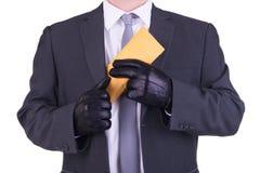 Bribery concept. Stock Image